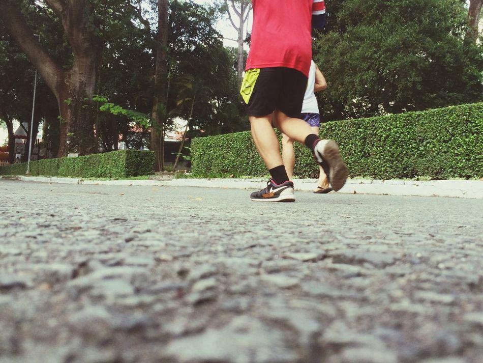 Sport In The City Running Runner