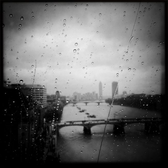 Saturated LondonEye Blackandwhite Hipstamatic London