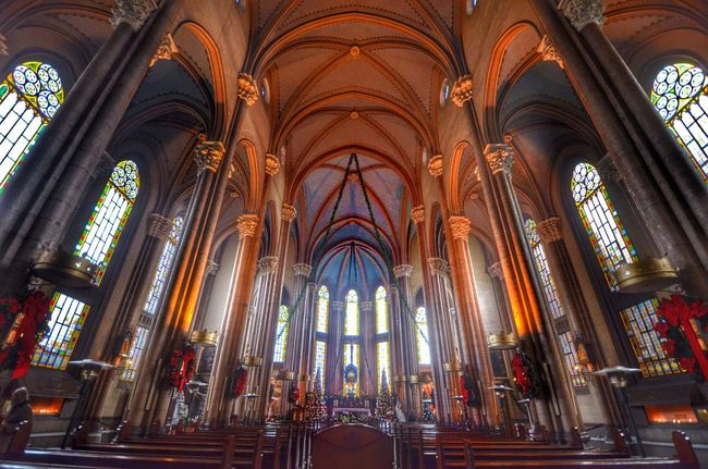 Church of St Antony of Padua , Istanbul ( Sant'Antonio di Padova, Istanbul) Taking Photos EyeEm Masterclass Eye4photography  EyeEm Best Shots EyeEmBestPics HDR Architecture Hdr_Collection Hello World Architecture_collection