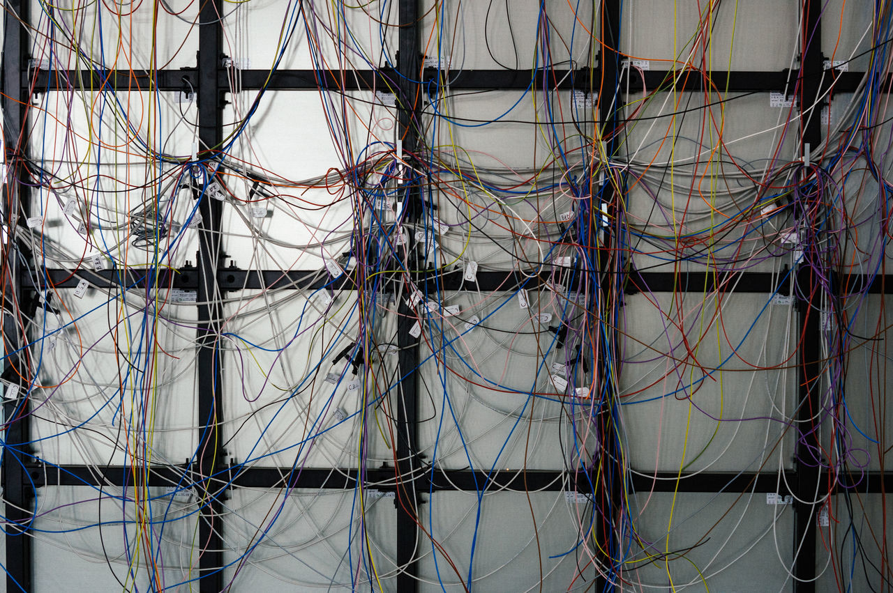 Beautiful stock photos of internet, Cables, Challenge, Choice, Cluster