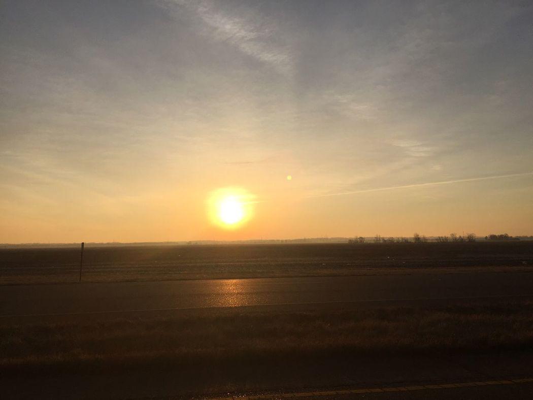 Good morning Sunrise Illinois