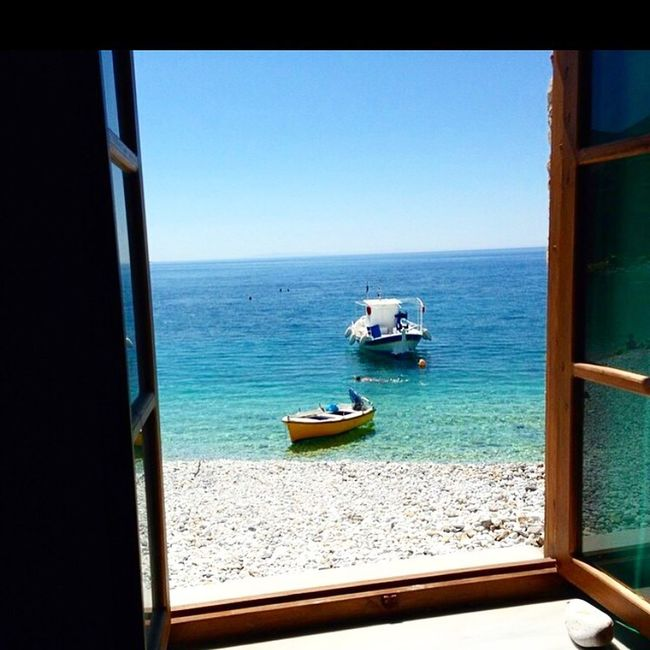 Check This Out Hello World Taking Photos Relaxing Kotronas Greece