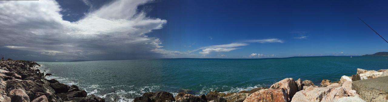 Sun Sole Toscana Mare Love Orizzonte Nuvole Castiglione Della Pescaia Tuscany Love ♥ Estate 2915