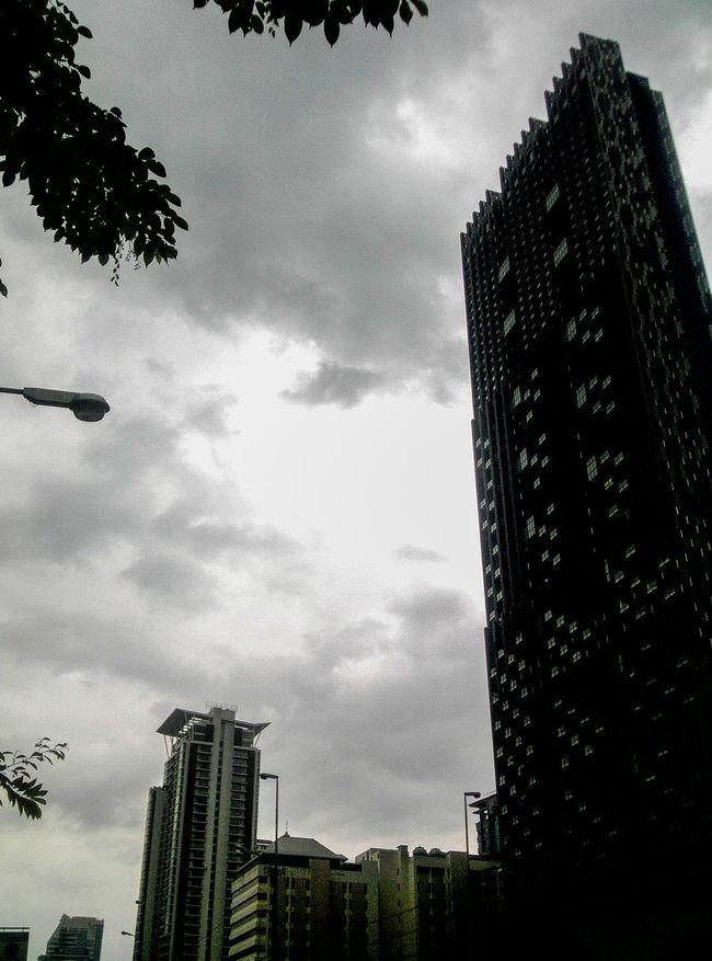 Rainy season on sathon Road in Bangkok and the skyscrapers Thailand.Asian Rainy Rainy Season Raincloud Sathon Road Bangkok Thailand Photos Asian  At Bangkok Towers Clouds And Sky Color EyeEm Gallery
