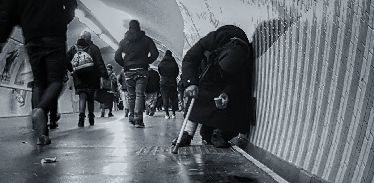www.justgiving.com/crowdfunding/ourhomeless - Helping Our Homeless People Help Our Homeless Help Our Homeless People Help Helping Helping Others Charity Helping Homeless People Adults Only Outdoors Black & White Streetphotography
