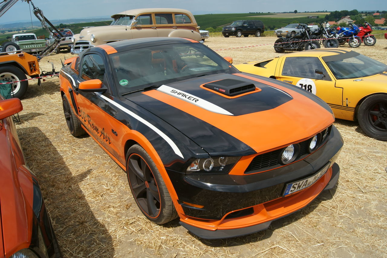 Car Car Show Cars Muscle Cars No People Outdoors Transportation US Cars V8