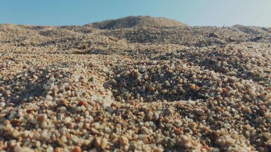 Spiaggia di Vignola, Sardegna Beauty In Nature Close-up Day Grains Of Sand Mountain Nature No People Outdoors Sand Tranquility
