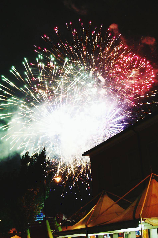 Fireworks Feel The Journey Occhiobello Fireworks