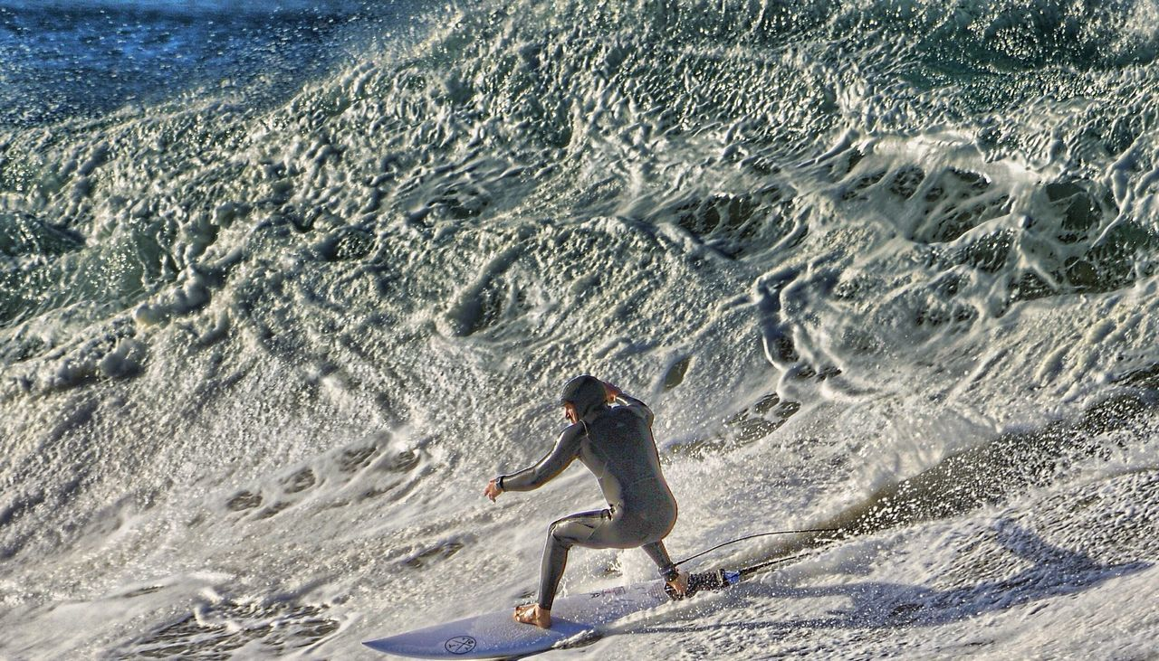 Slipnslide Surf Photography Waves Showcase: February Check This Out Surfart Surfingphotography Surfingislife Surfer California ElPorto Taking Photos Foam Light And Shadow Surf's Up