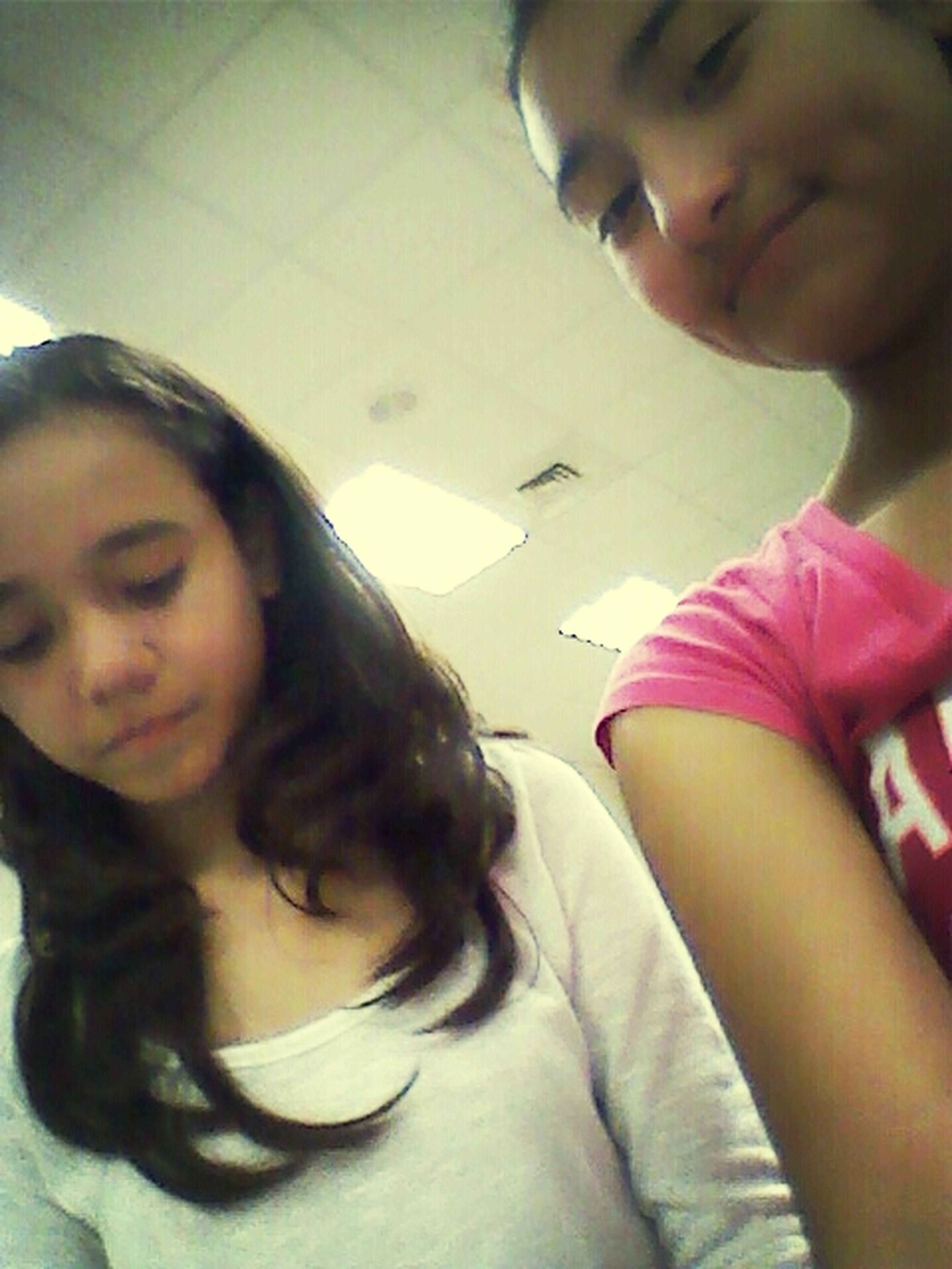 Me And Ashley Bored Af