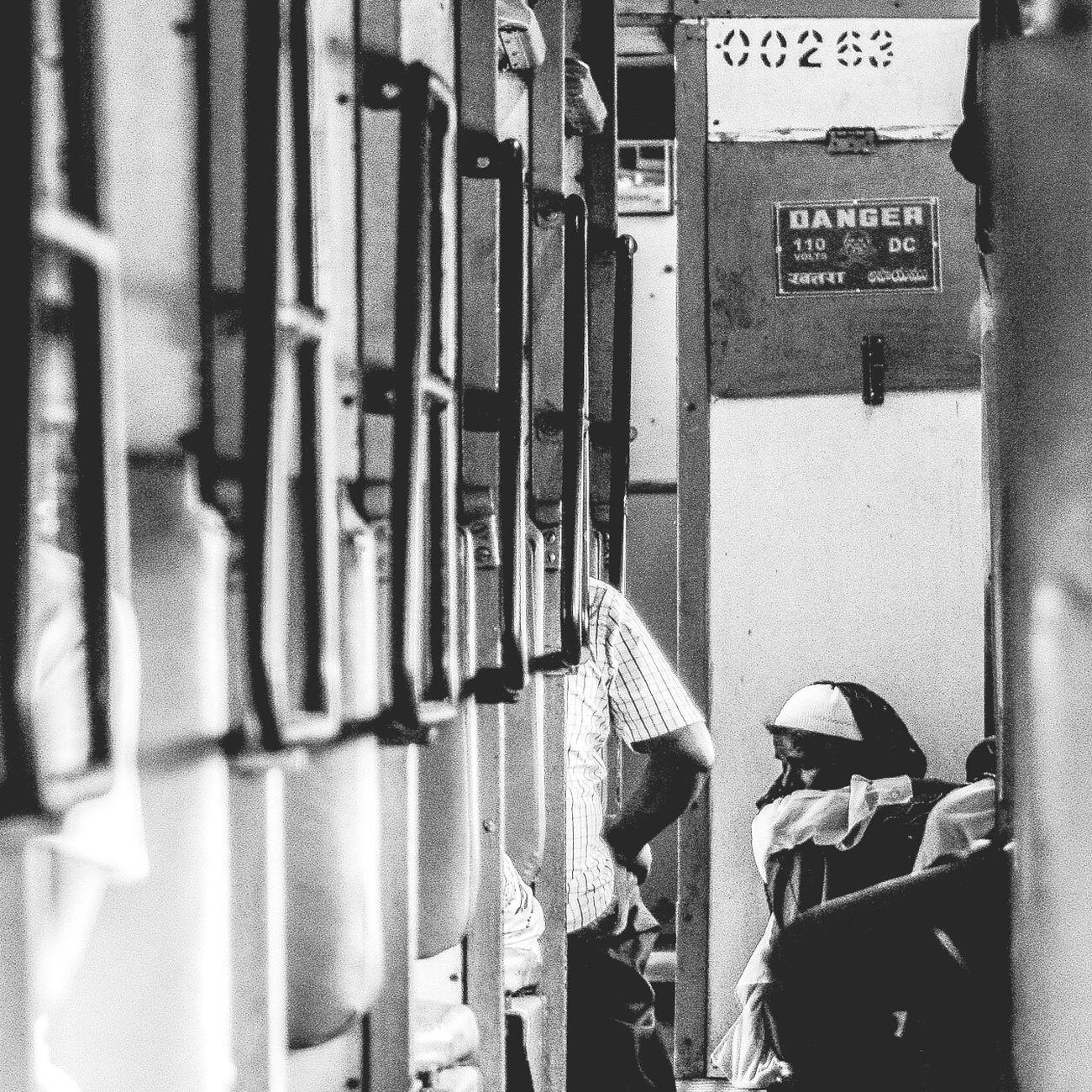 Untold Stories Blackandwhite Photography Onthefloor Indiantrains
