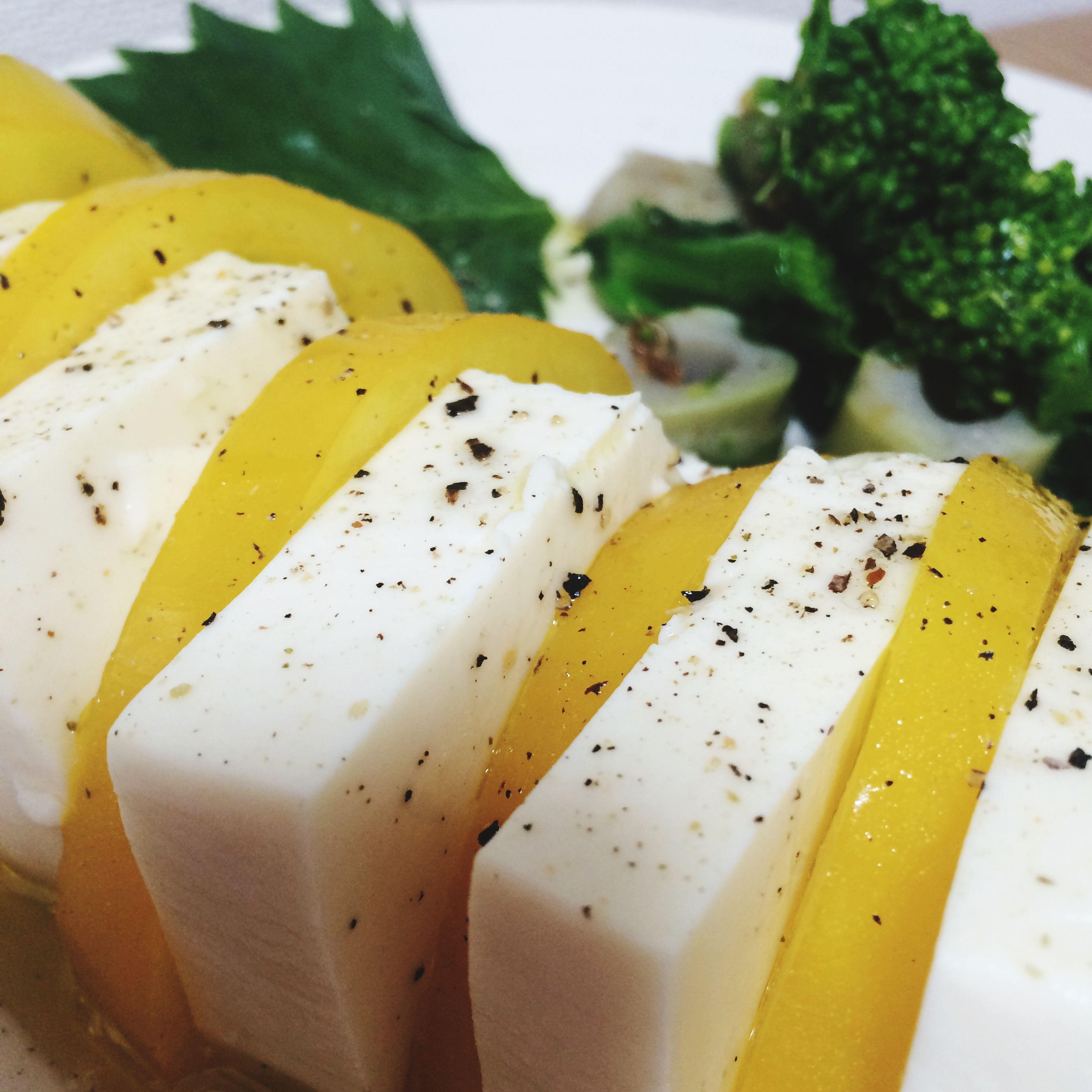 Lemon Boy Tomato Tofu トマト 豆腐 レモンボーイ カプレーゼ Caprese