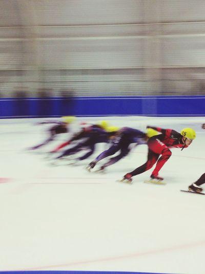 Skate Winter Sport