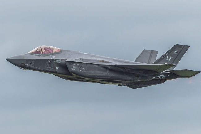 Aviation Aviationphotography Blue Close-up Cloud Culture Day F35 Lighting F35B Flight Low Angle View Mode Of Transport Nature No People Outdoors Part Of Sky USMC