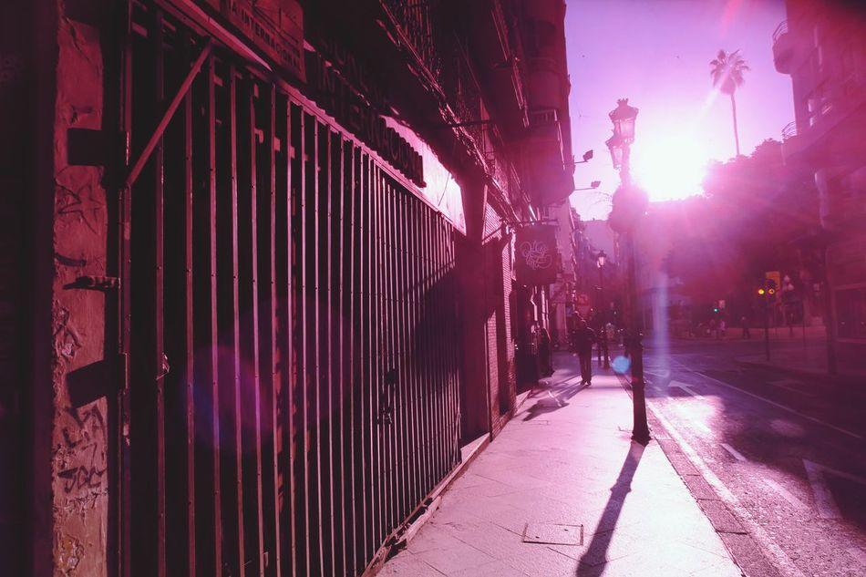 Streetphotography DIY Filter Through My Sunglasses