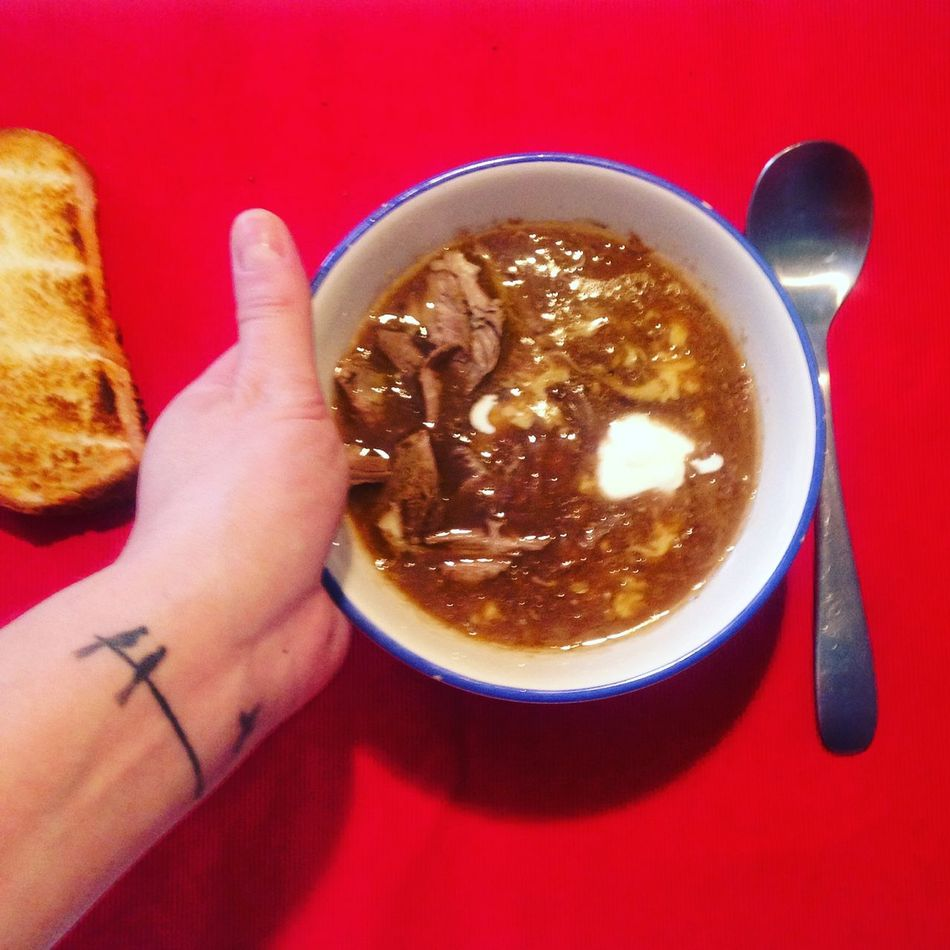 Soup Of The Day Onion Soup Goodfood