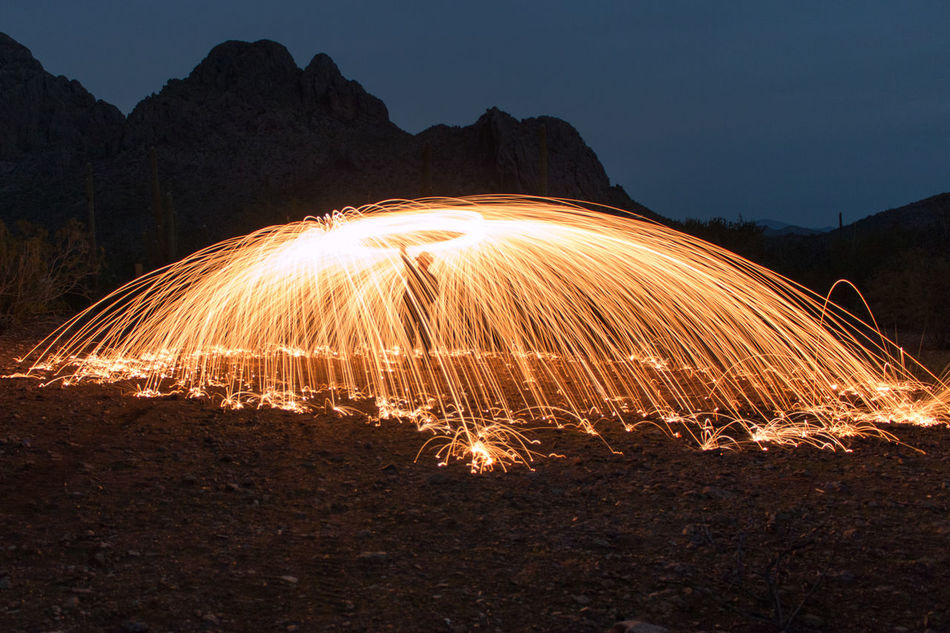 Beautiful stock photos of fire, Blurred Motion, Burning, Circle, Cliff