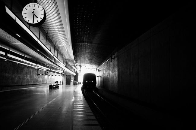 Transportation Blackandwhite Monochrome Darkness And Light Bw_collection