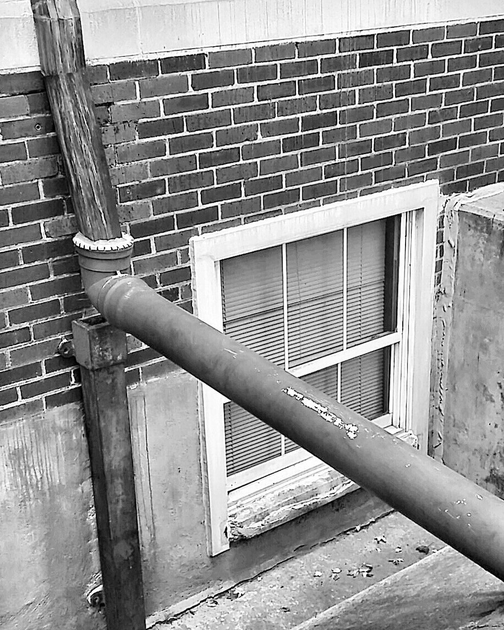 built structure, architecture, building exterior, pipe - tube, outdoors, day, no people