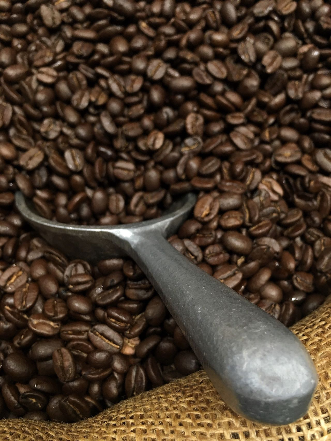 Roasted Coffee Bean Brown Close-up Group Of Objects Full Frame Food And Drink Freshness No People Serving Scoop Coffee Bean Indoors