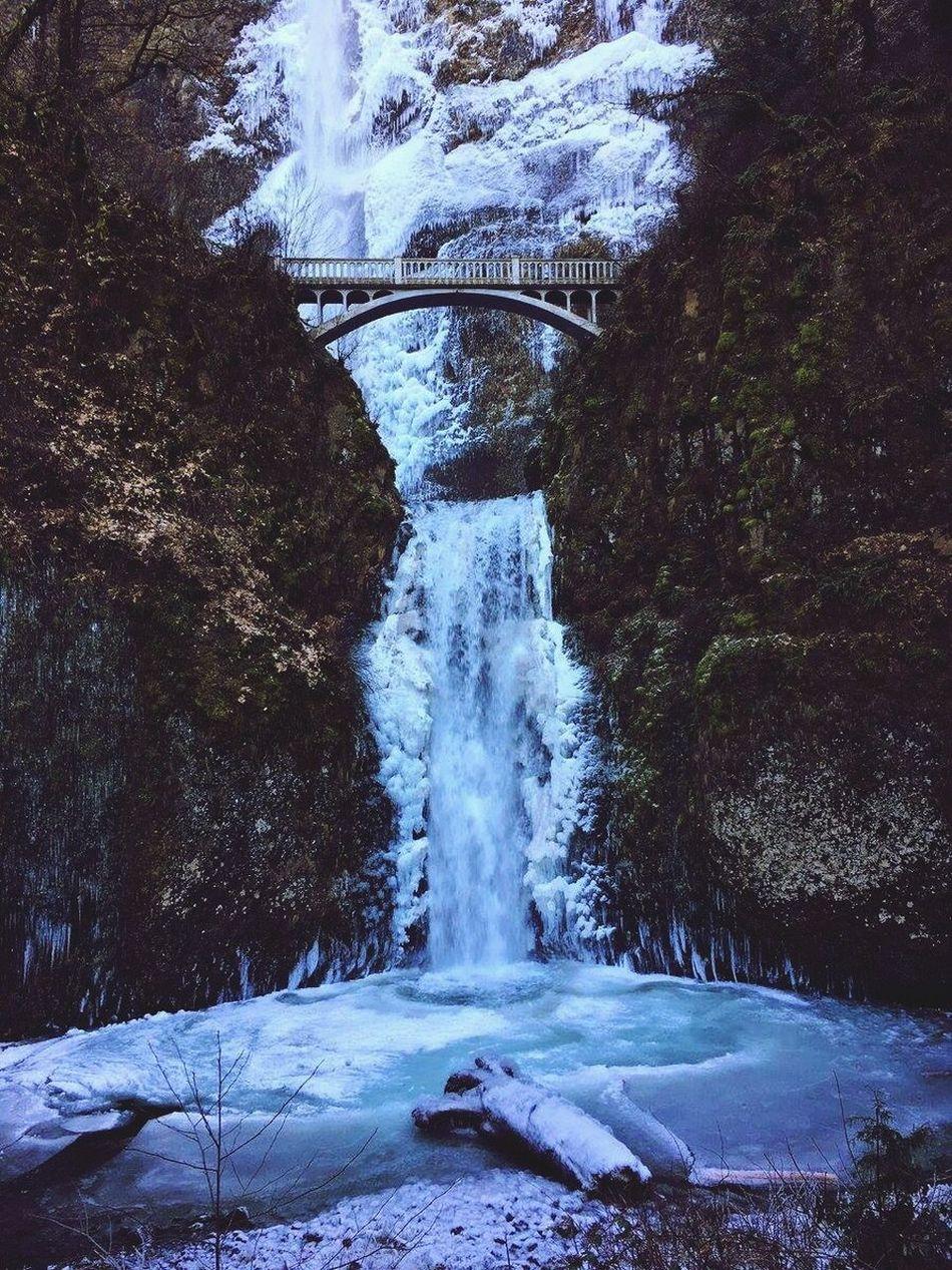Multnomah Falls  Multnomah Falls Oregon MultnomahFalls