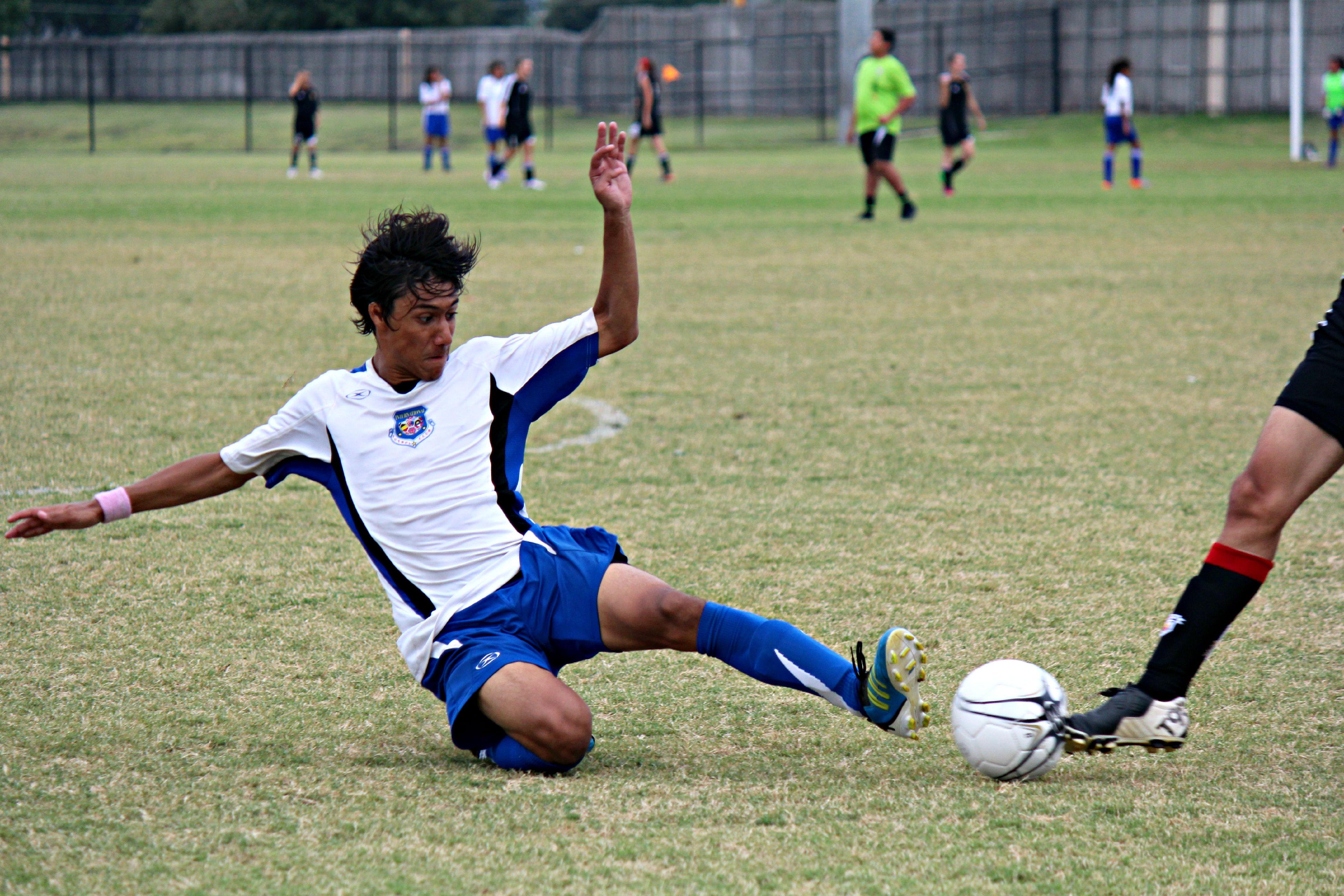 Arlington  Ball Futbol Mens Soccer Photography In Motion Select Soccer Slide Tackle Soccer Texas