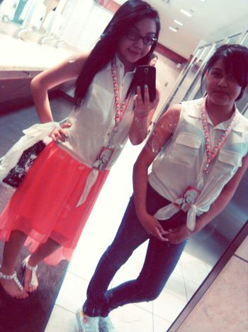 Sailor and I. ♥