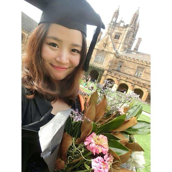 Universityofsydney Usyd  Graduation Graduationceremony Sydney master moc businessschool instamood instaplace graduationday 졸업 졸업식 시드니 시드니대학교 호주 悉尼大学 毕业典礼 悉尼