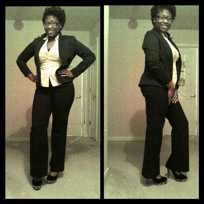 Business Woman Flow Fina Change Tho