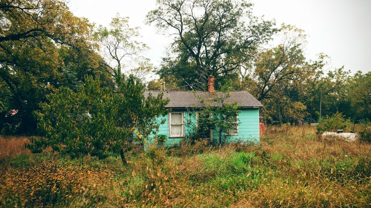 Photo essay - A day in the life. Fairbury & Alexandria, Nebraska September 2016 A Day In The Life Abandoned Places America Building Exterior Built Structure Camera Work Color Photography Eye For Photography EyeEm Best Shots EyeEm Gallery EyeEm Masterclass Fujifilm_xseries Growth Lush Foliage MidWest No People Outdoors Photo Essay Rainy Days Remote Rural America Rural Decay Shotgun Shack Small House Visual Journal