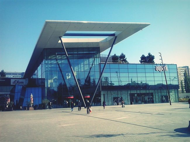 Košice EyeEmKošice In The Košice Aupark Sunnyday☀️ Somepeople
