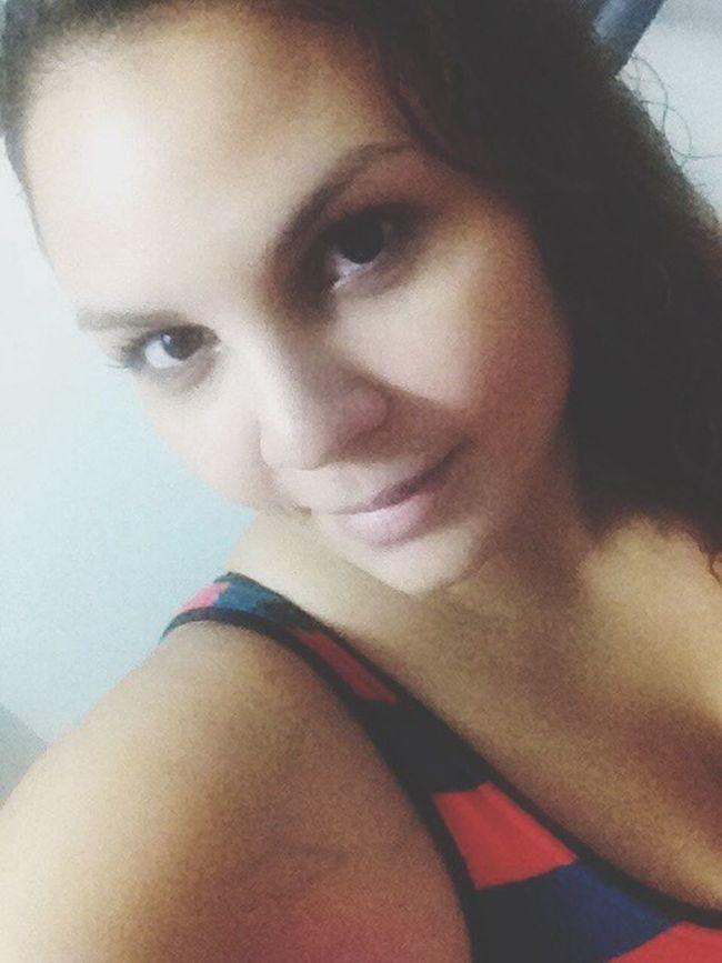 Natural Face Woman Self Portrait Puertorriqueña Latina EyeEm Woman Natural Beauty Faces Of EyeEm Sweet Faces