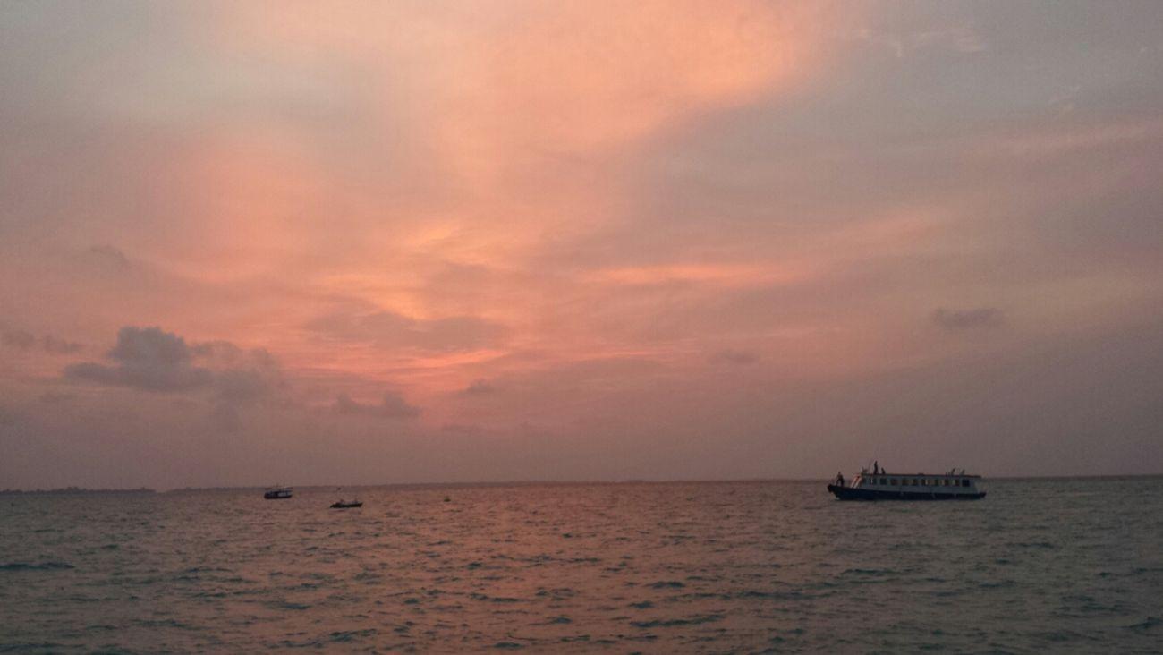 Sky Holiday Lovinginthemoment Sea