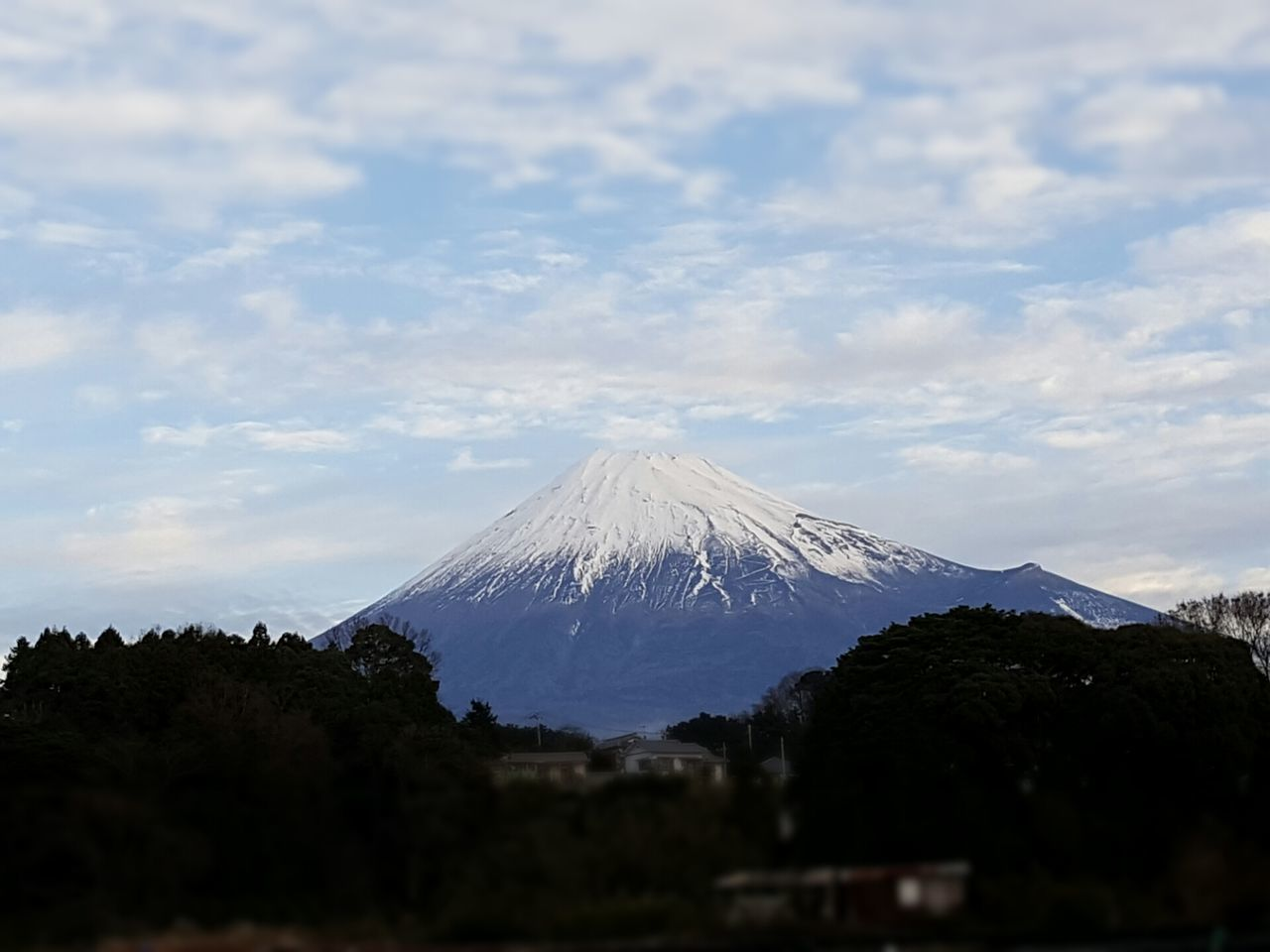 mountain, beauty in nature, cloud - sky, sky, scenics, volcano, nature, outdoors, tranquility, tranquil scene, volcanic landscape, landscape, no people, peak, day, tree