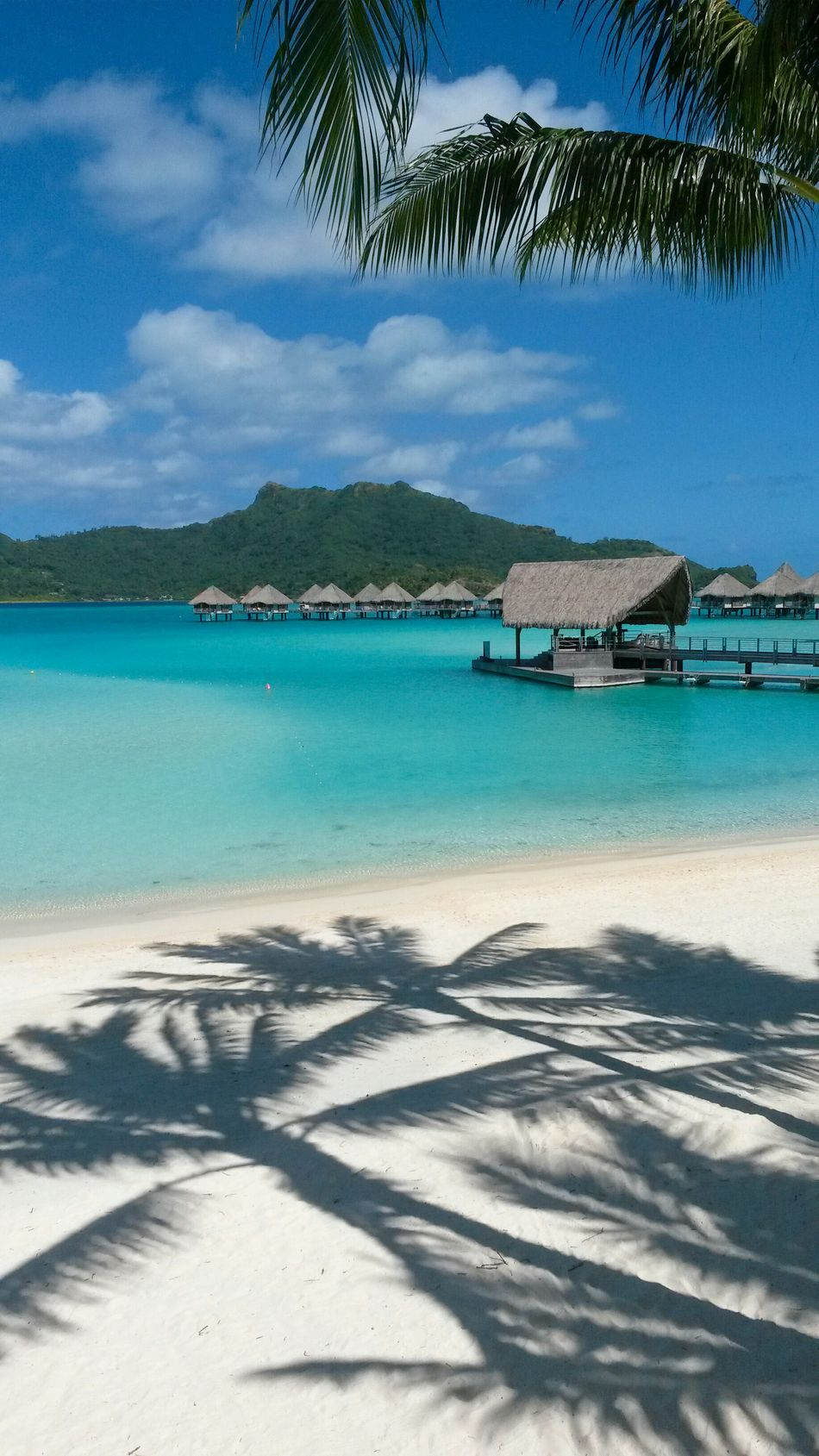 Beautiful stock photos of bora bora, Architecture, Beach, Bora Bora, Built Structure