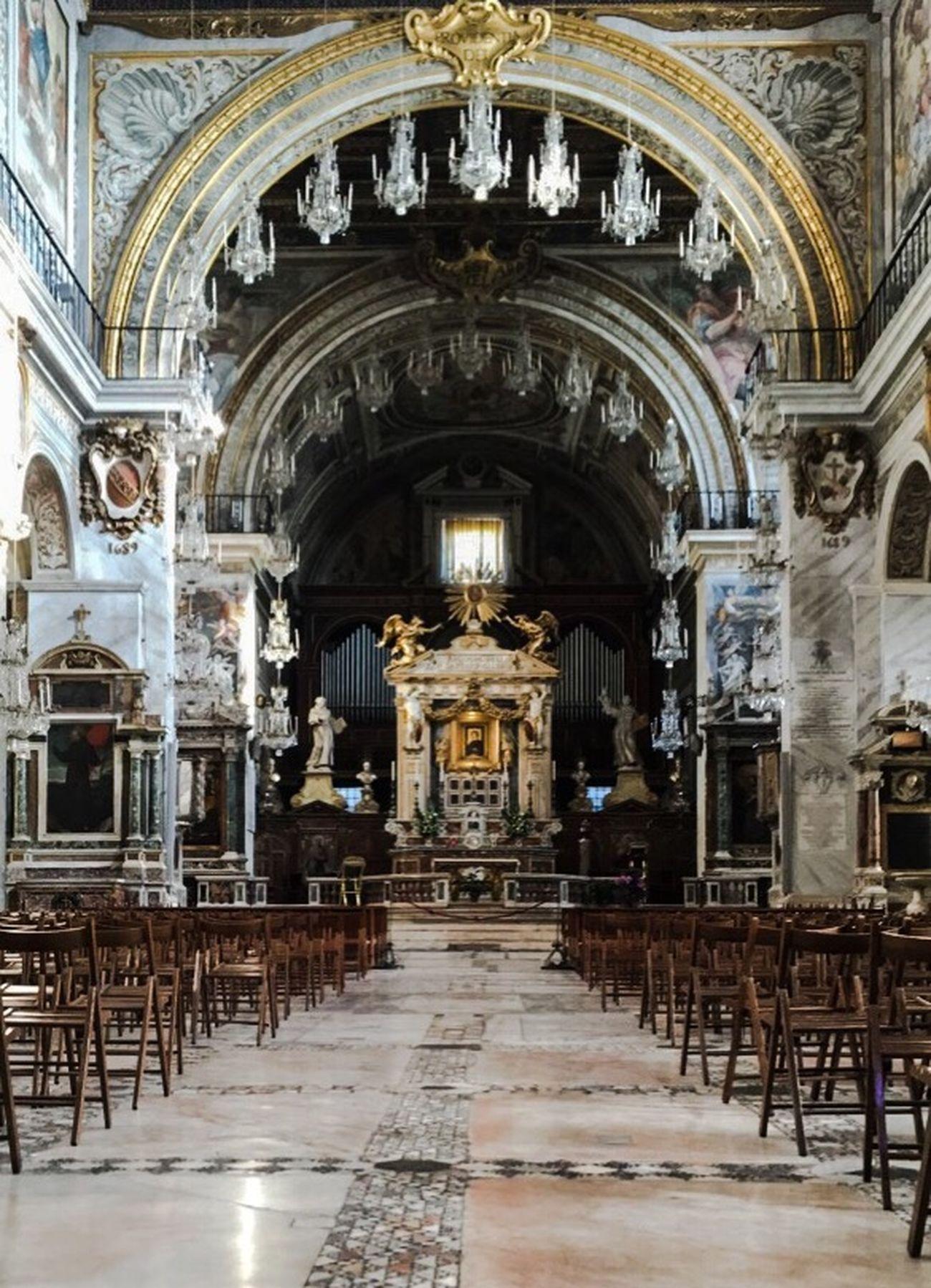 Religion Spirituality Architecture History Arch City No People Eglise Rome Italy Santuary Silence Religious Architecture Religion And Tradition Architectural Detail Architecture
