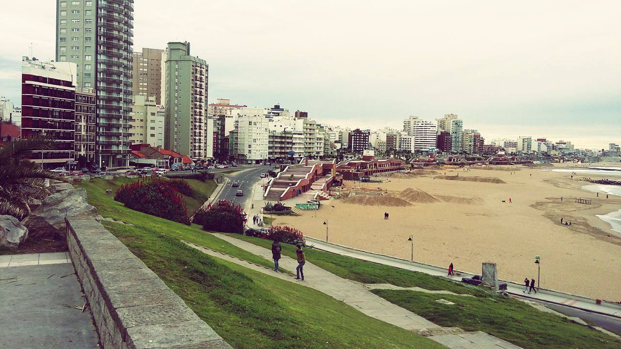 Beach Beachphotography Beach Life Beach Day Beach Time Sea Life Capturing The Moment Iloveargentina Mardel Mardelplata Buildings Buenos Aires, Argentina  Relaxing Taking Photos Relaxing Moments