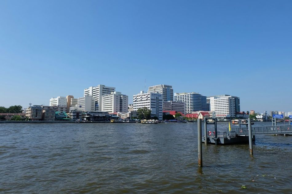 White Buildings| Explorebangkok Bangkok Cityscapes Amazingthailand