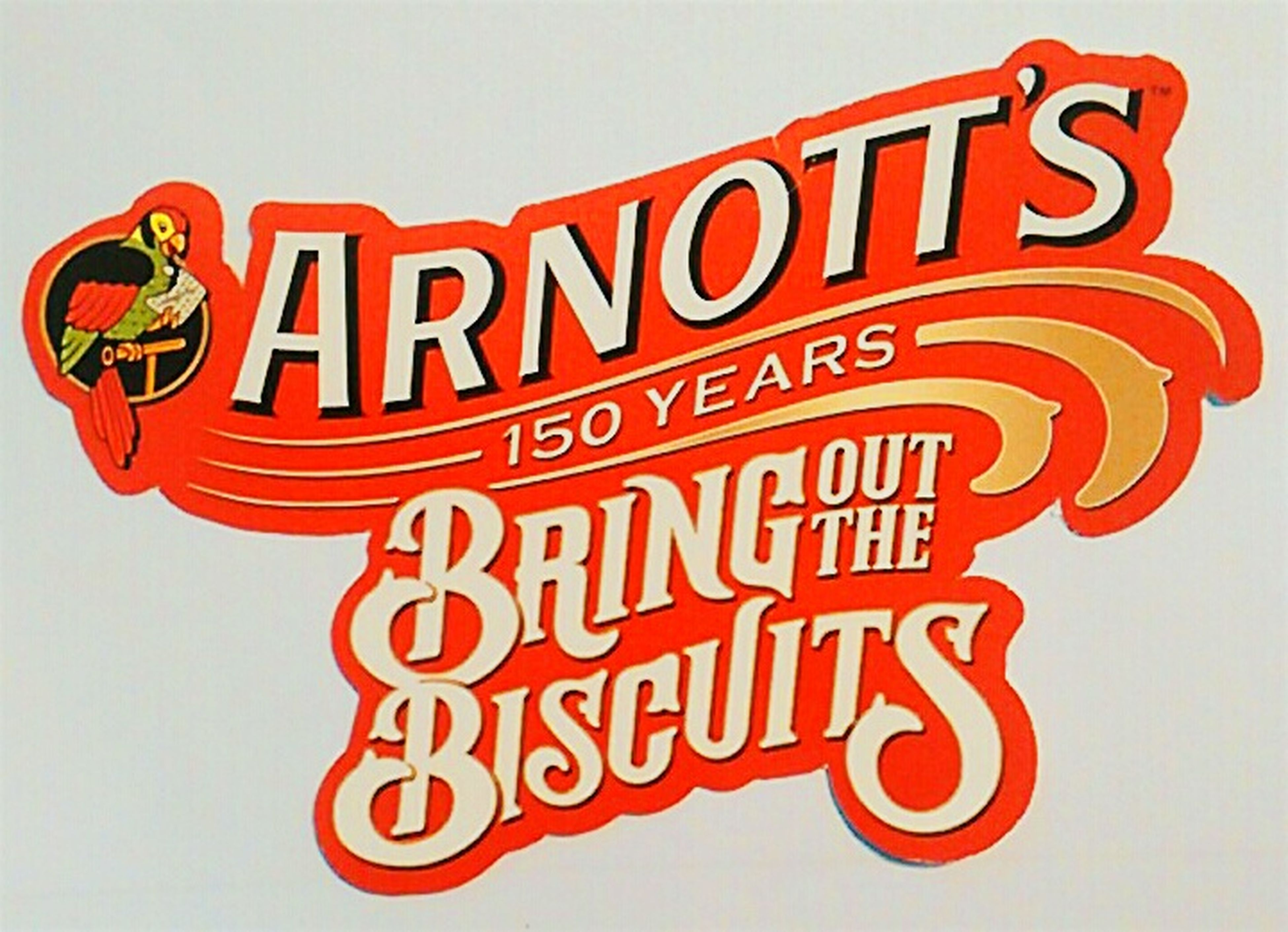 150 Years Arnott's Sign Biscuits Signporn Signstalkers OpenEdit Signs Cookies Bring Out The Biscuits