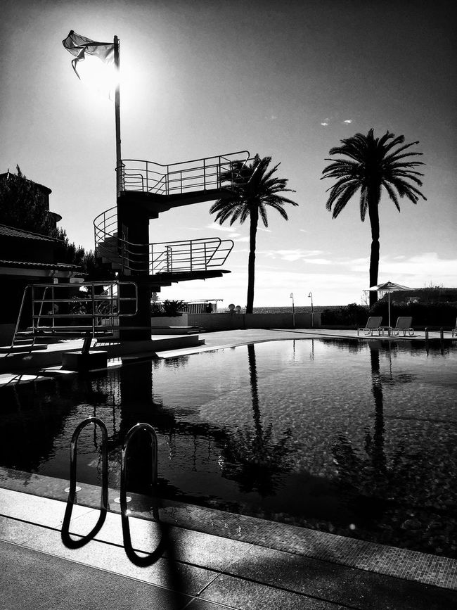 The Pool. Monaco Montecarlo Montecarlobeachclub