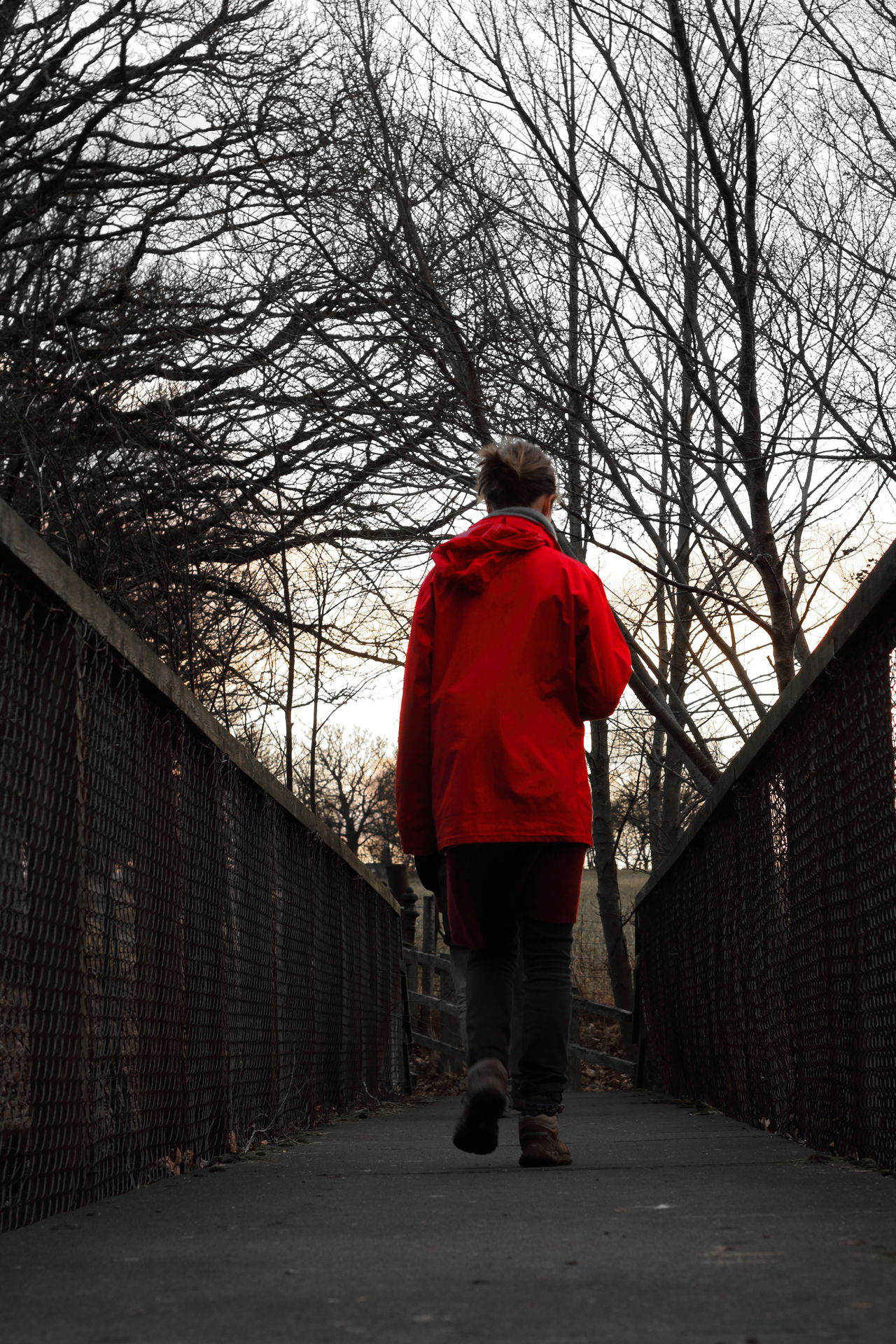 Red Coat | EyeEm