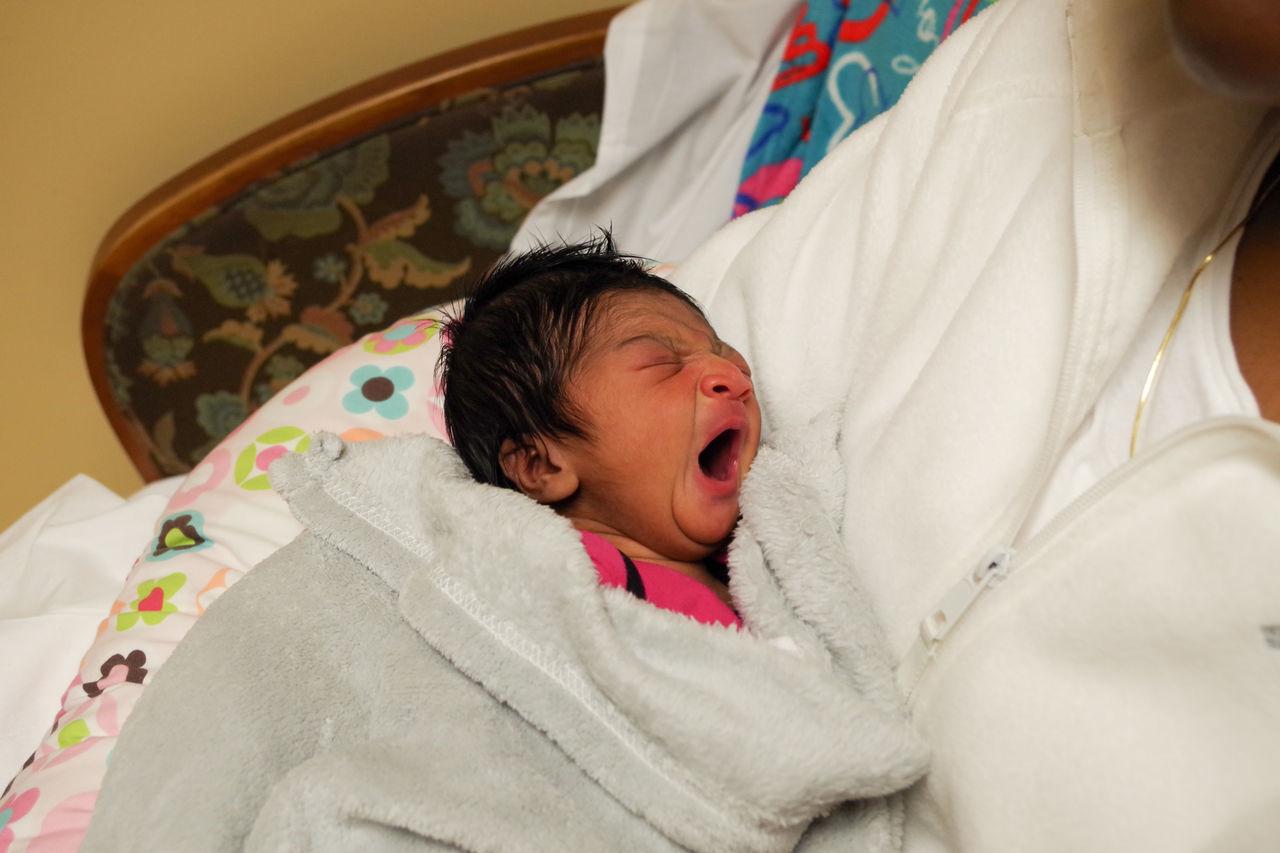Baby Baby Yawning Beautiful Baby Girl Newborn Baby Boy Yawns
