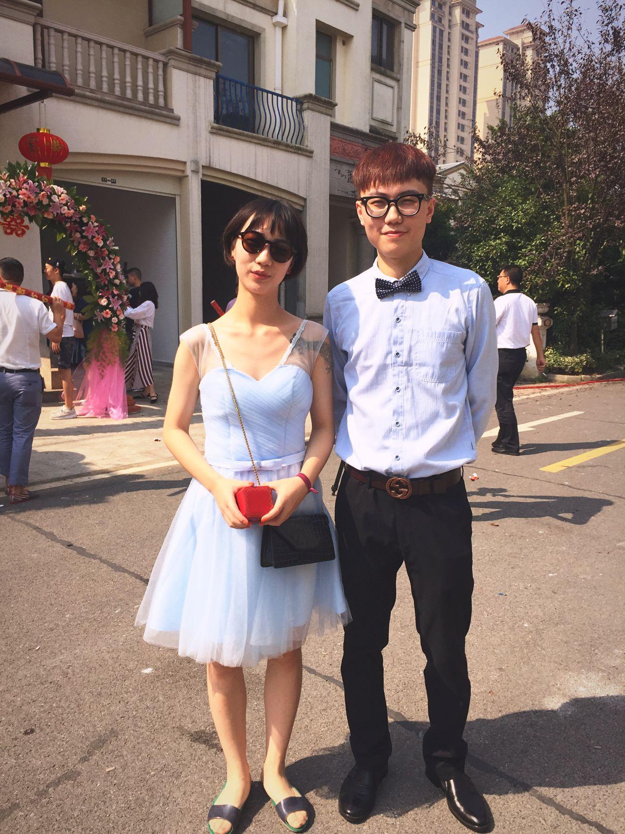 Being a bridesmaid 💋 Marriage  Bridesmaid Happy People Bride Dress