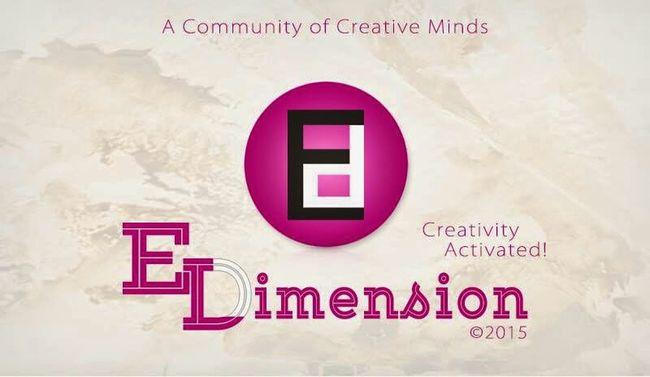 El Dimension, CreativityActivated First Eyeem Photo