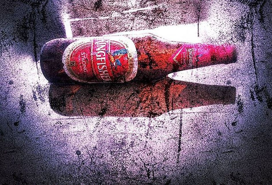 Beer 🍻 Weekend Kingfisher Strong Instaedit Instagram Picoftheday Snapseed Random_acts_of_photography Mad_pic