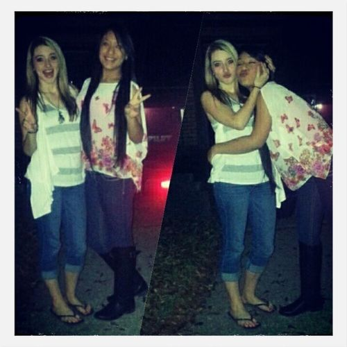 My bestfriend and I!!<3