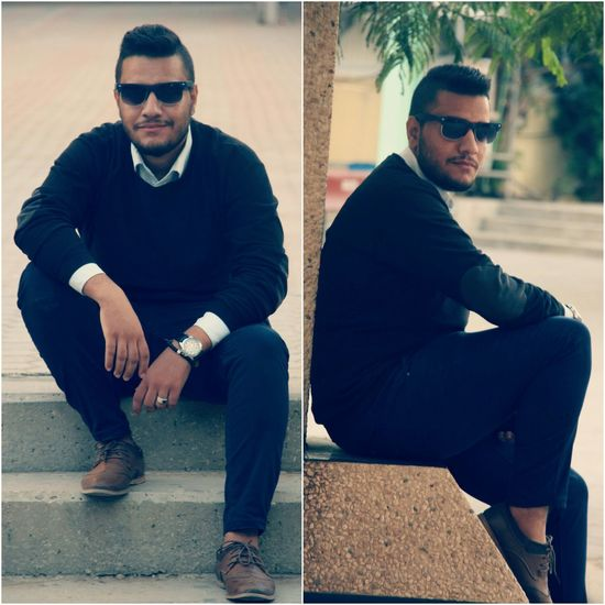 Where are you now...! Only Men Casual Clothing Handsome Fashion Young Men Confidence  Relaxation Men First Eyeem Photo Lovely Pics University Gaza-Palestine
