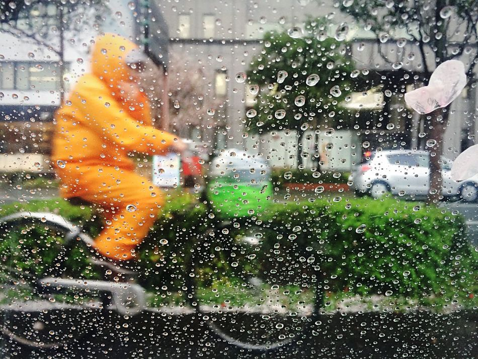Beautiful stock photos of rain, Bicycle, Car, Day, Fukuoka-shi
