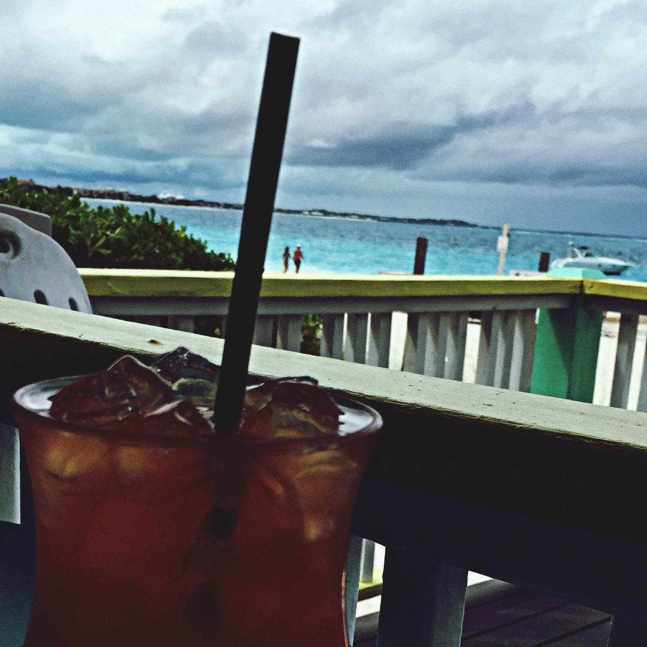No sun? Rum punch instead. Water_collection Enjoying Life Life Is A Beach Urban Escape