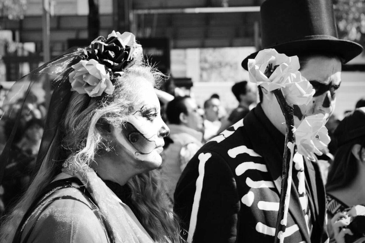 El día de los muertos Diademuertos Cdmx Cdmx2016 Diadelosmuertos Skull Makeup Makeupartist